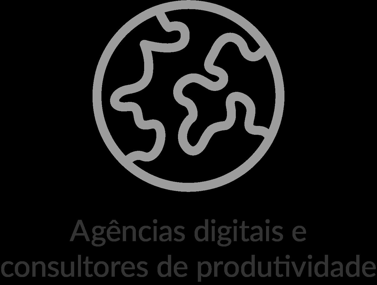 Agencias Digitais e consultores de produtividade